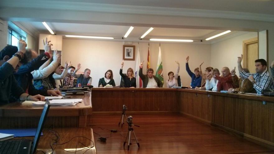 El Pleno aprueba de forma inicial el nuevo PGOU por unanimidad