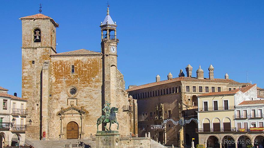 Trujillo cuna de conquistadores en Extremadura