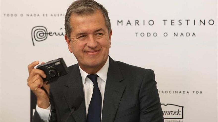 El museo de Mario Testino abre una nueva etapa