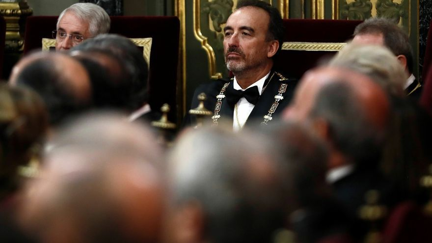 Marchena apunta dificultad en la Sala para un juicio a Puigdemont, pues 13 de sus 15 jueces han tocado el 'procés'