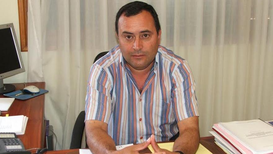 Manuel Ramón Plasencia, alcalde de Alajeró