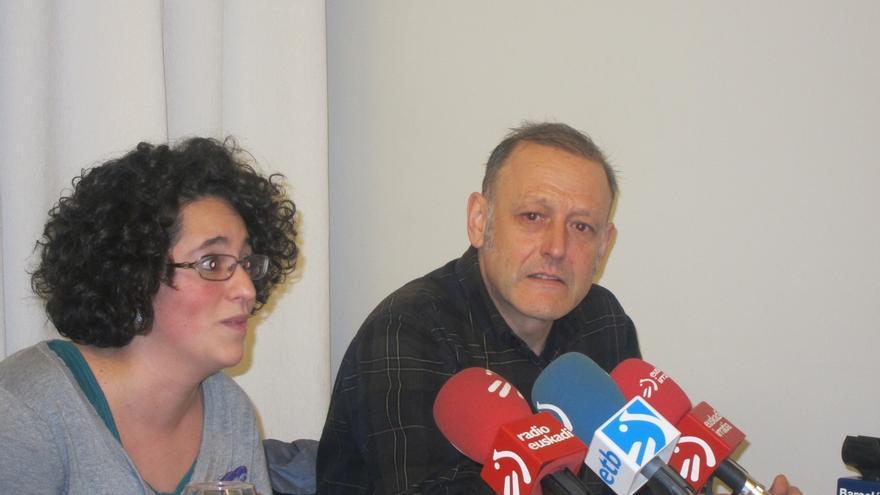 """Podemos cree que es """"muy probable"""" que en Euskadi también se use información de contribuyentes contra sus candidatos"""