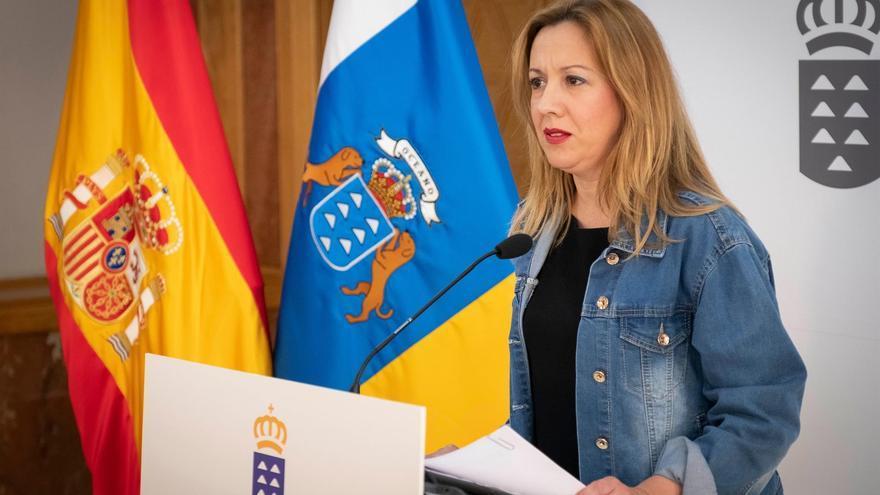 Las consejeras del Gobierno canario no se sumarán al paro del 8 de marzo por el Día Internacional de la Mujer
