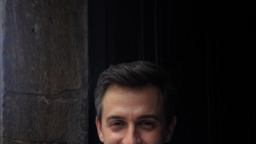 El socialista asturiano José María Pérez.