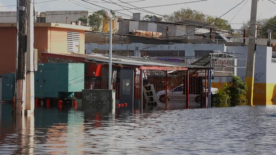 La recuperación de Puerto Rico tras el ciclón María trae elevada presencia militar