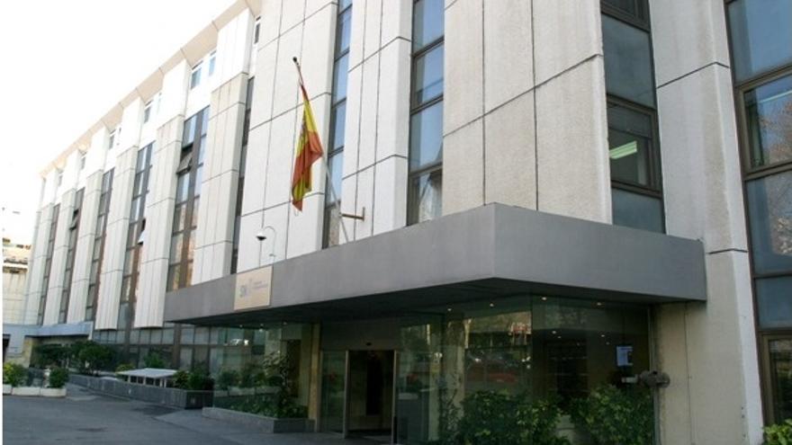 Sede del Consejo de Seguridad Nuclear