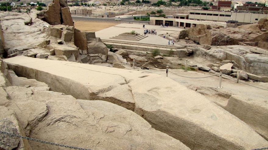El obelisco inacabado. David Berkowitz (CC)
