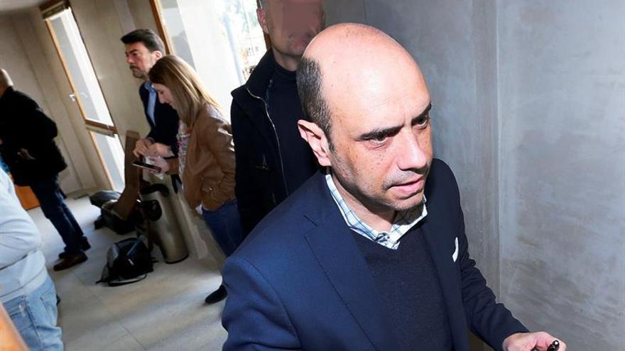 El alcalde de Alicante, Gabriel Echavarri