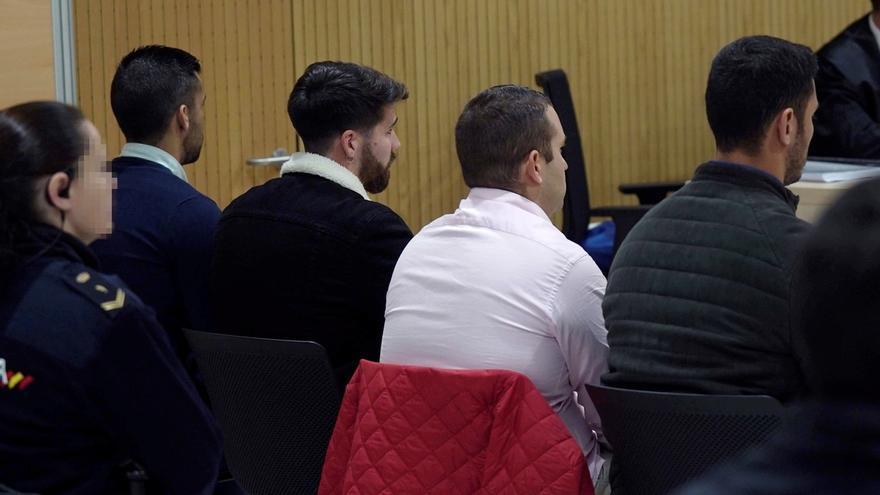 Regresan a sus cárceles los miembros de 'La Manada' tras el juicio por abusos de Pozoblanco