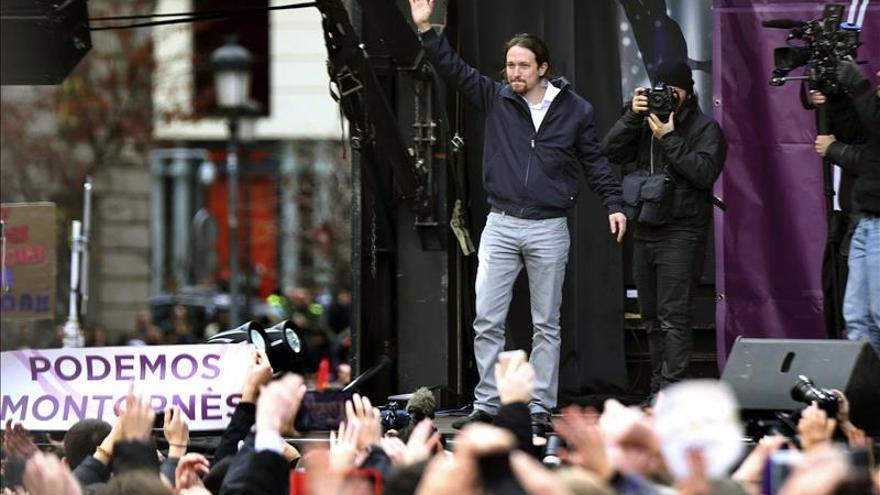 Diez listas piden a Iglesias neutralidad en el nacimiento de Podemos en las CCAA