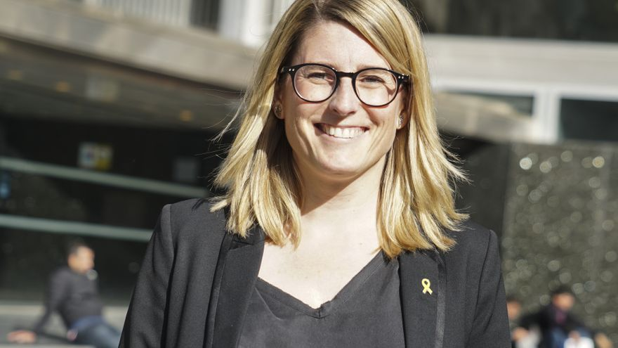 Elsa Artadi, candidata de JxCat a la alcaldía de Barcelona