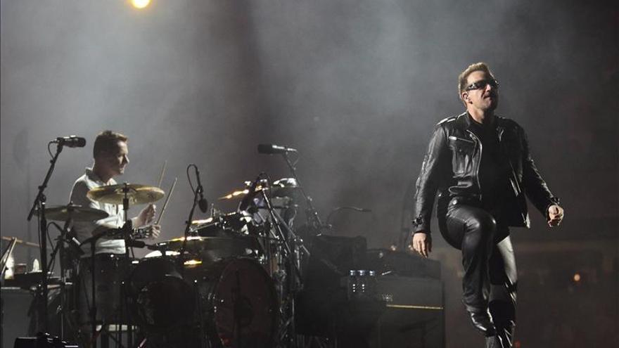 Una empresa debe pagar a Hacienda 366.000 euros por los conciertos de U2 de 1997