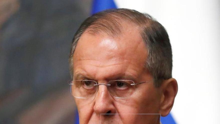 Rusia: May no tiene pruebas de que Rusia sea culpable del envenenamiento de Skripal
