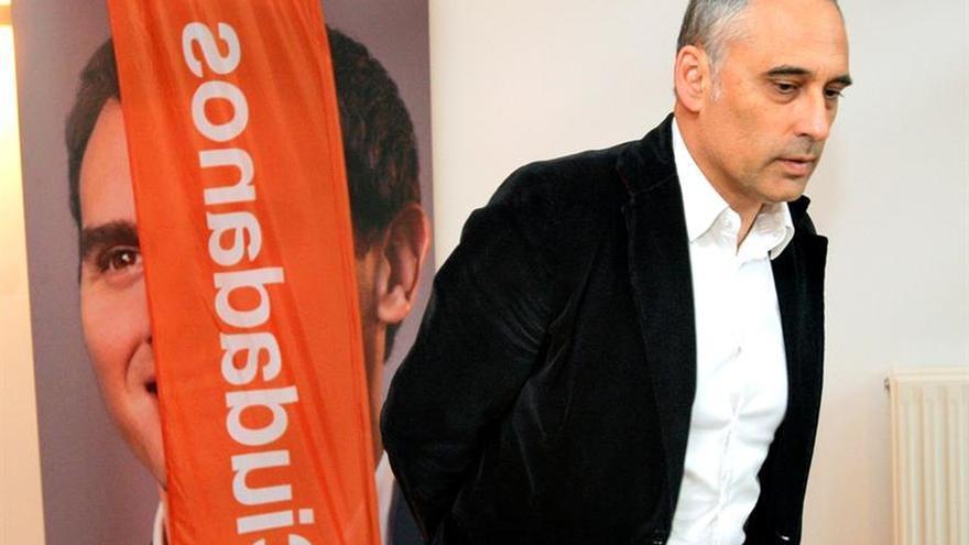 Antonio Rodríguez, ex diputado de Ciudadanos por A Coruña