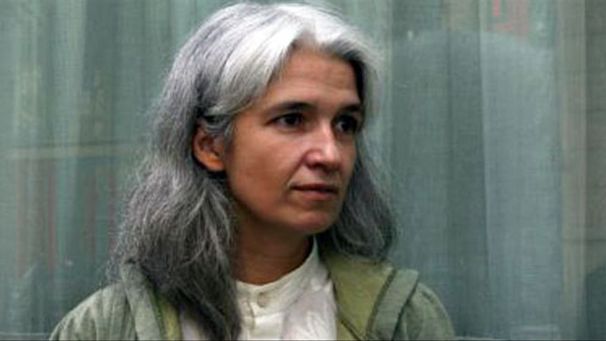 La escritora Belén Gopegui
