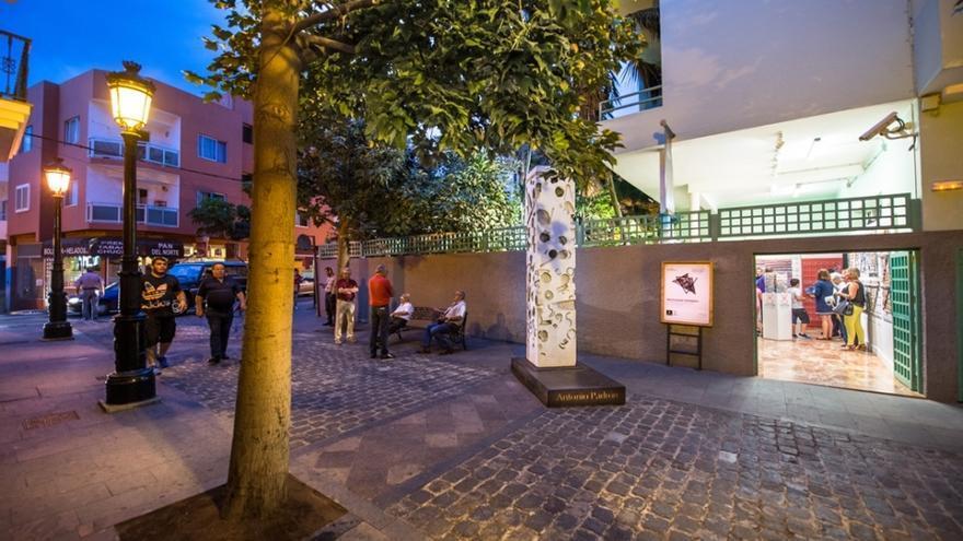 La Casa Museo Antonio Padrón recibe la donación de tres obras del artista por una mecena americana