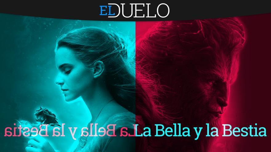 La 'Bella y la Bestia'