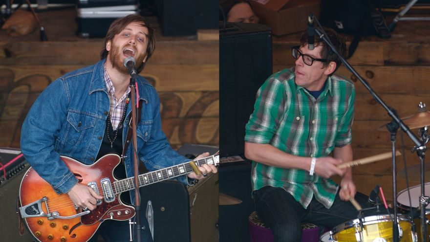 The Black Keys actuará el sábado.