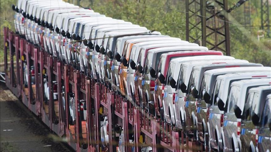 Las ventas del Grupo VW hasta octubre suben un 5 por ciento y las de su marca Seat un 10,5