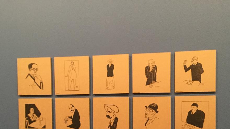 El Koldo Mitxelena de San Sebastián acoge desde este miércoles una muestra del ilustrador Antequera Azpiri