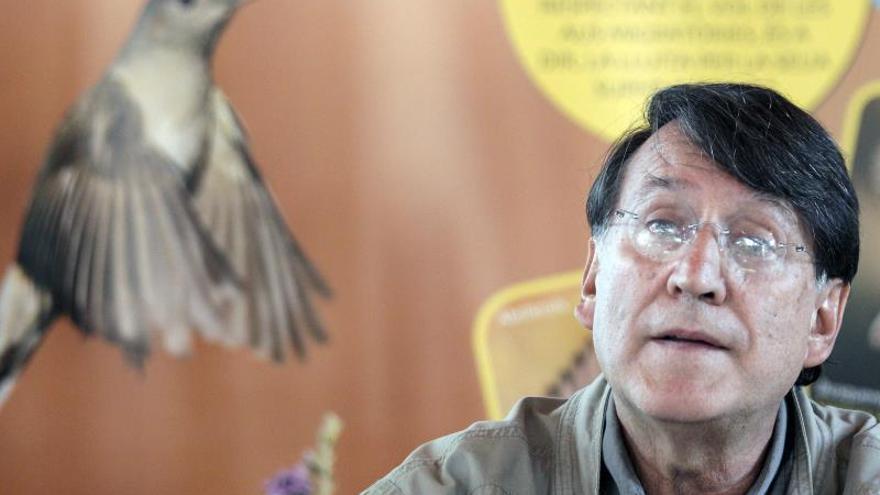 """Joaquín Araújo dice que """"los políticos españoles son unos analfabetos medioambientales"""""""