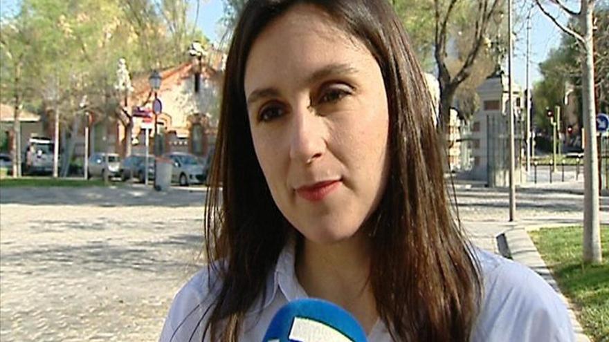 María Jesús González, 17 años desempleada, es la parada más antigua de Madrid