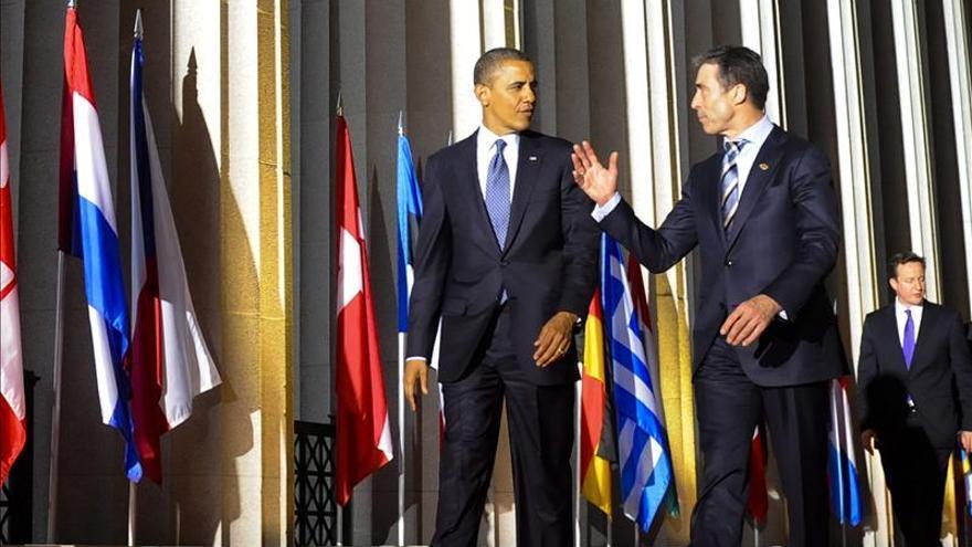 La OTAN celebrará en 2014 una cumbre para preparar la retirada de Afganistán