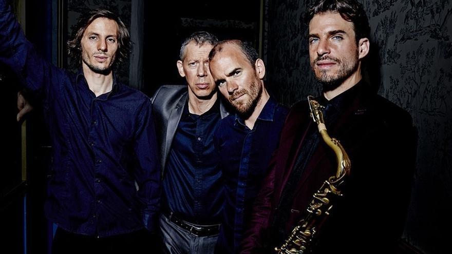 Cuarteto de jazz liderado por el saxofonista Samy Thiébault.
