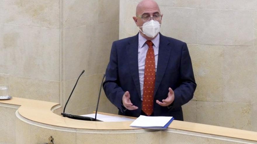 El diputado del PP César Pascual