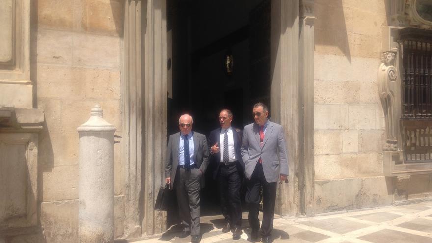 """Exedil de Urbanismo acusado en el caso Palacio de Hielo niega """"trama"""" y defiende su actuación"""