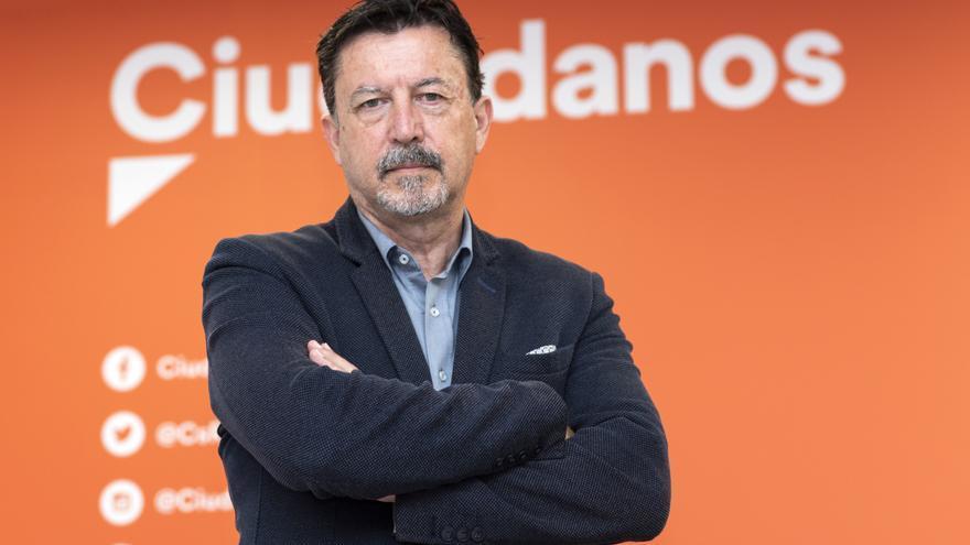 Juan José Molina, exportavoz de Ciudadanos en el Parlamento murciano
