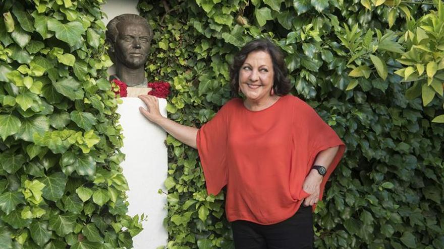 Carmen Linares: Le debemos a Lorca lo mucho que hizo por dignificar flamenco