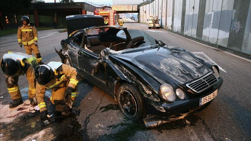 Nueve fallecidos y 6 heridos en 9 accidentes registrados desde el viernes