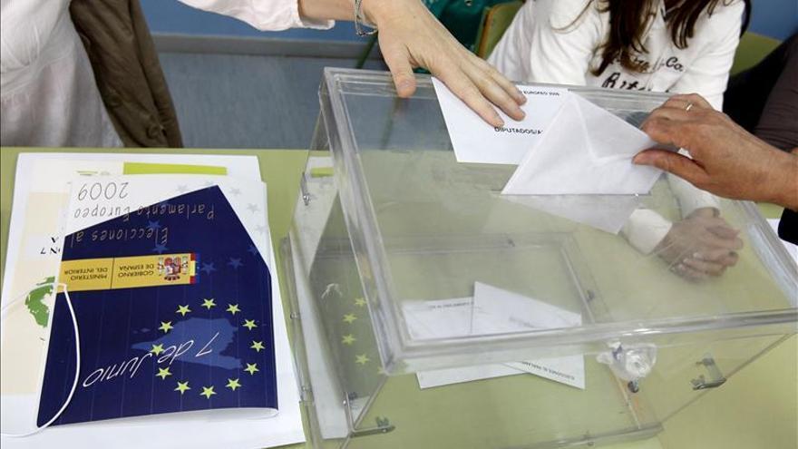 La mitad de españoles cree que los comicios del 25M no son importantes, según Instituto Elcano