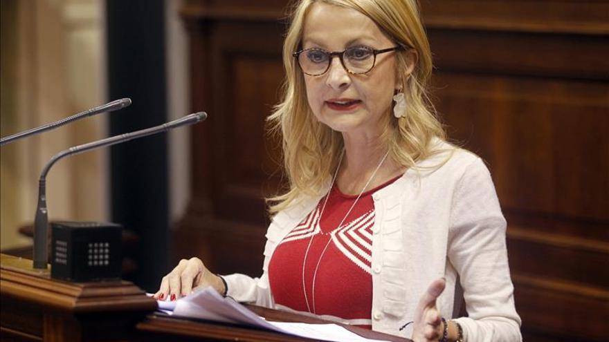 El PP exige a Rivero que frene las extorsiones a quienes apoyan los sondeos