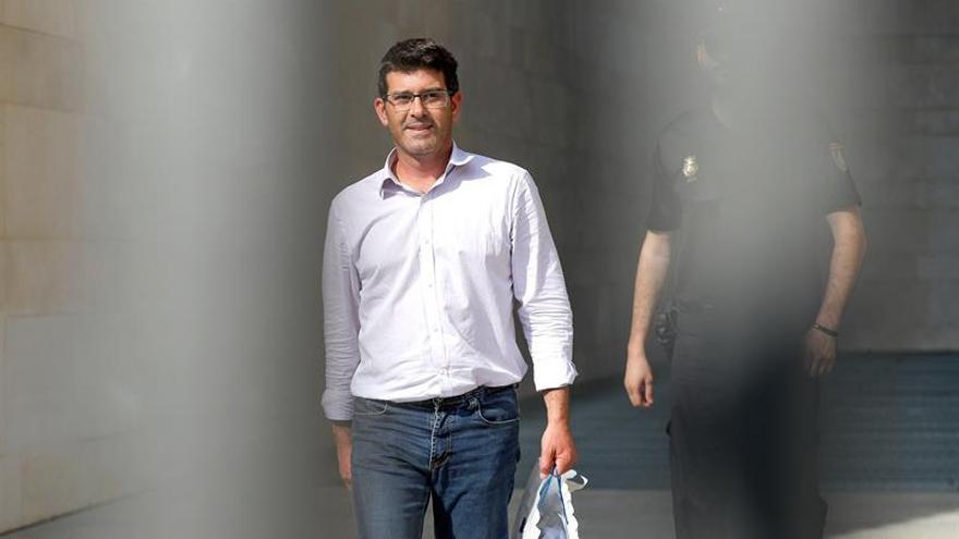 En libertad el presidente de Diputación de Valencia y los otros 5 detenidos