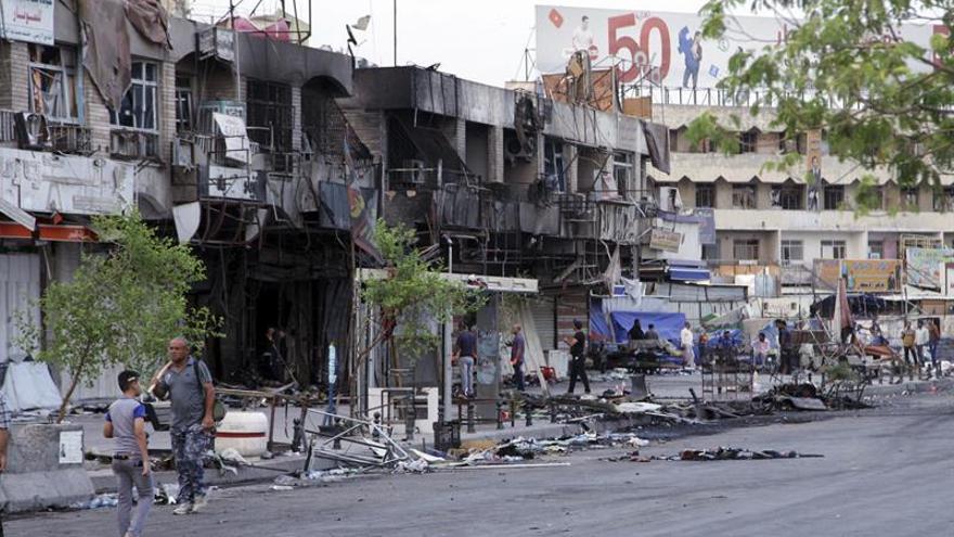 Mueren seis personas en dos explosiones al norte de Bagdad