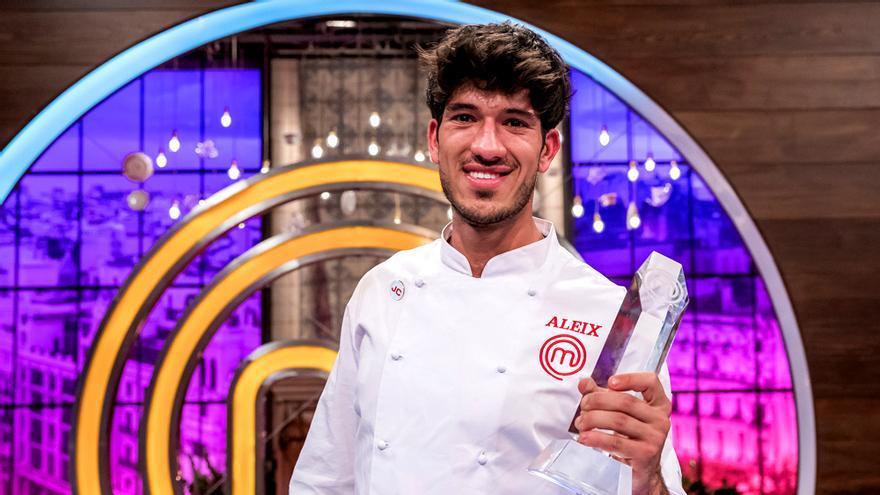 Pescadero, 26 años y de Manresa: así es Aleix Puig, el ganador de 'MasterChef 7' en TVE