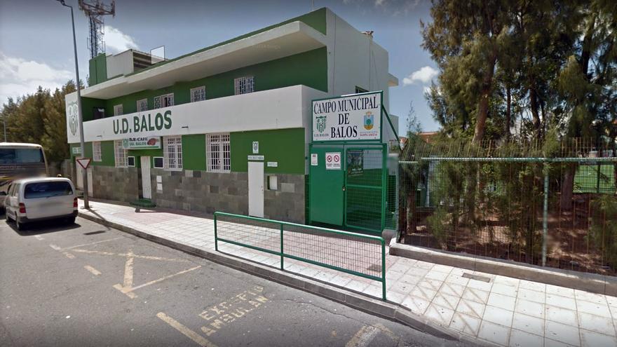 Campo Municipal de Balos en Santa Lucía de Tirajana