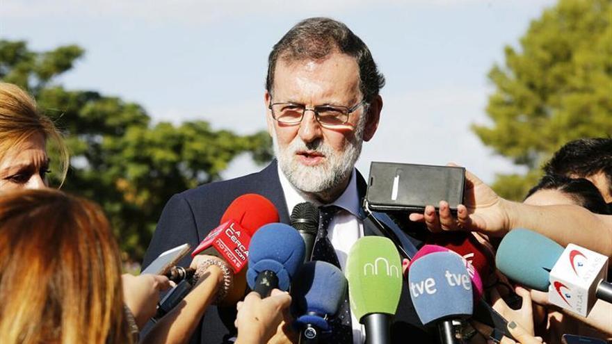 Rajoy deberá responder sobre Cataluña y Gürtel en el control del Congreso