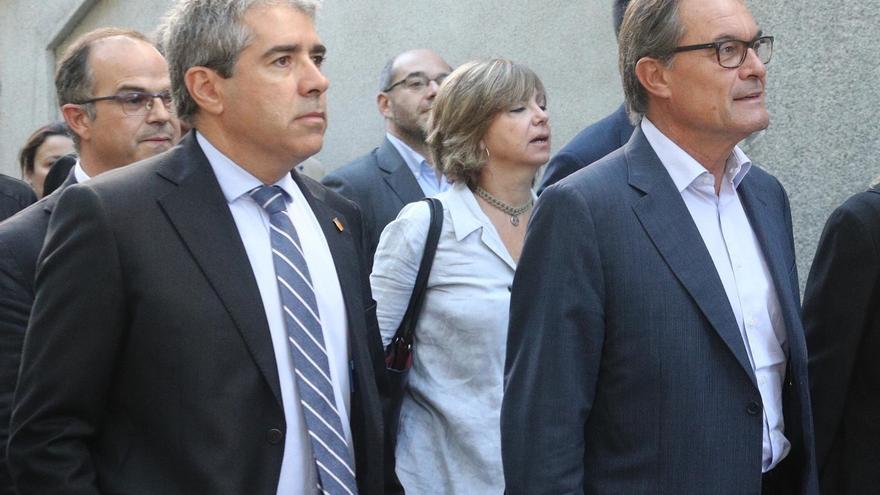 Artur Mas tiene hasta el jueves para abonar los tres millones de fianza que reclama el Tribunal de Cuentas por el 9N