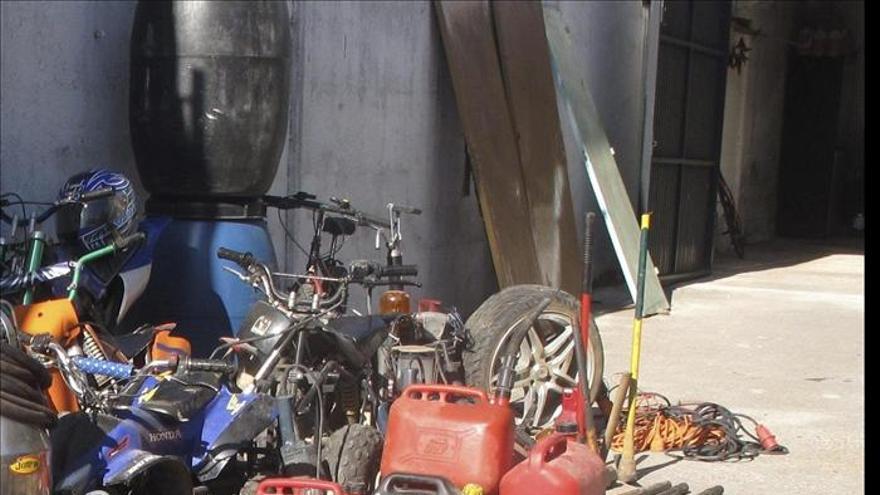 El PSOE exige un plan de seguridad ante el aumento de robos en el medio rural
