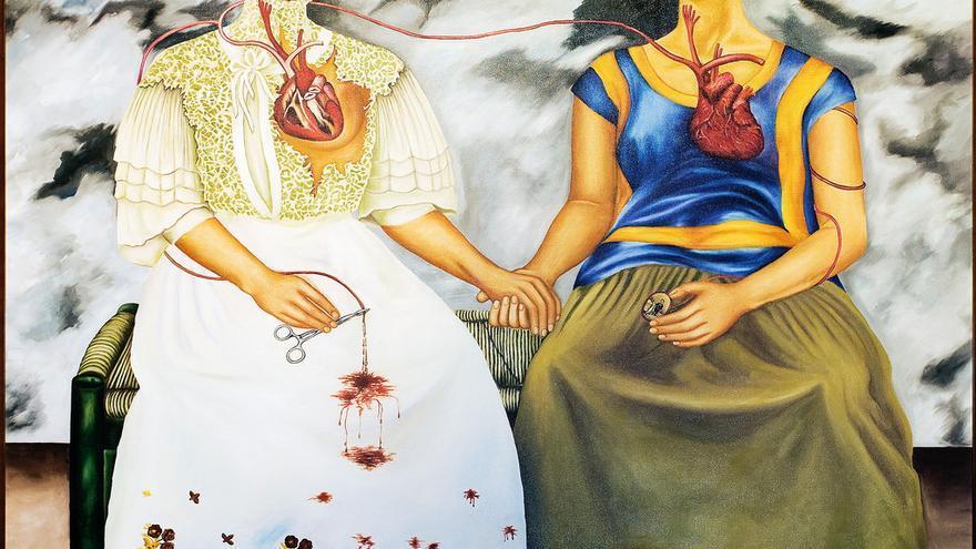 Las dos Fridas (1939).