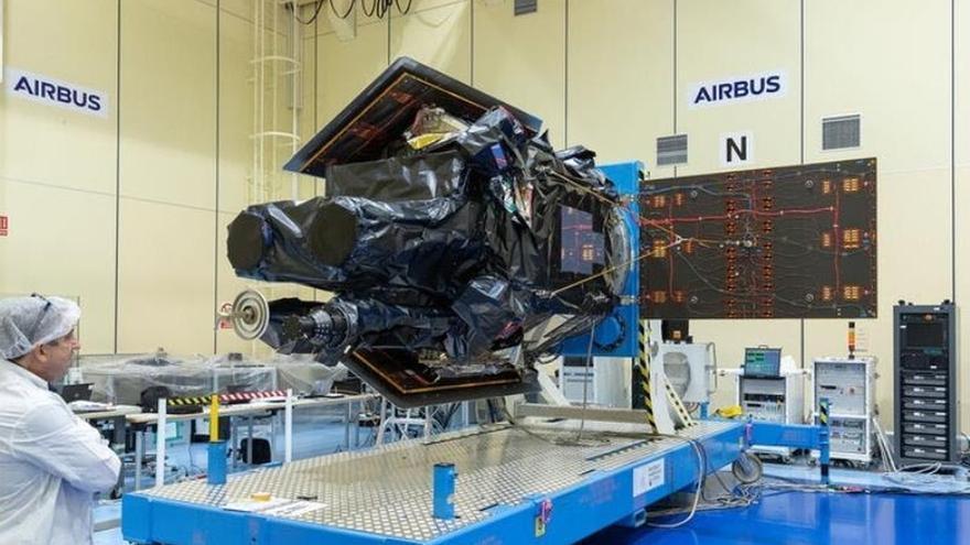 Satélite español INGENIO de observación terrestre se lanzará a final agosto