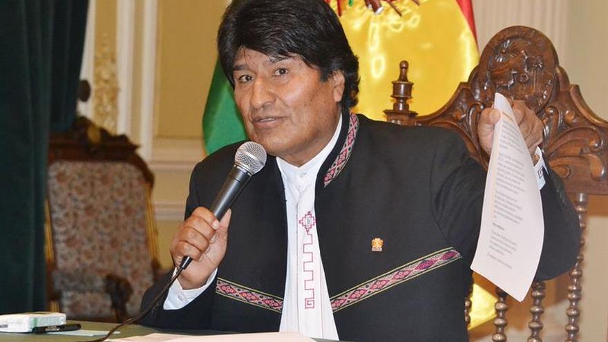 El Gobierno de Bolivia presenta una acusación contra los jueces del Tribunal Supremo