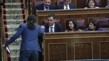 Iglesias ofrece a Sánchez gobernar en coalición y ganar juntos las elecciones