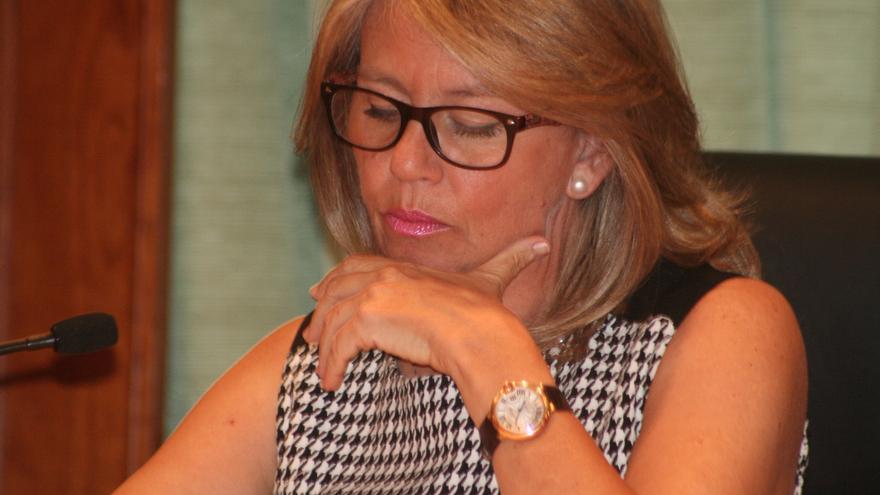 Ángeles Muñoz,alcaldesa de Marbella