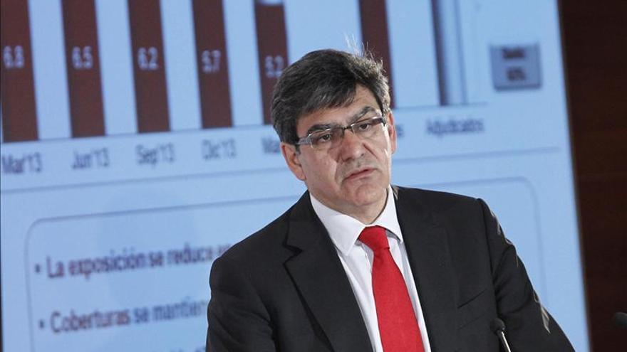 El Banco Santander nombra nuevo consejero delegado a José Antonio Álvarez
