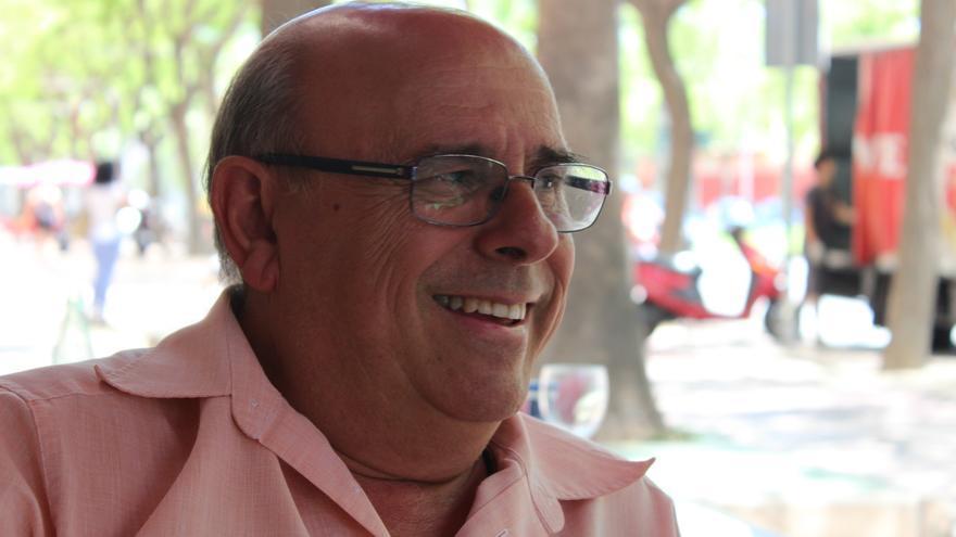 Antonio López Vidal, 'El Moreno', candidato a alcalde de Molina de Segura con Ganar / PSS