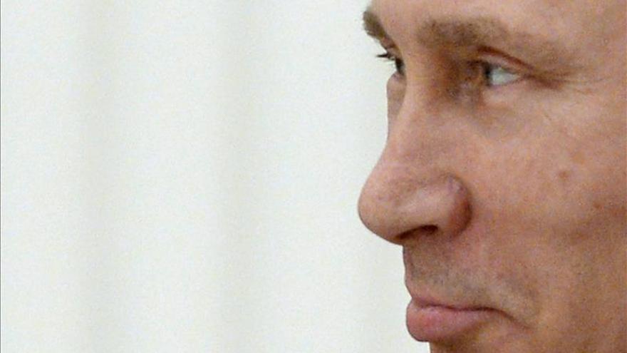 """Putin dice que """"nadie ha podido ni podrá intimidar a Rusia"""""""